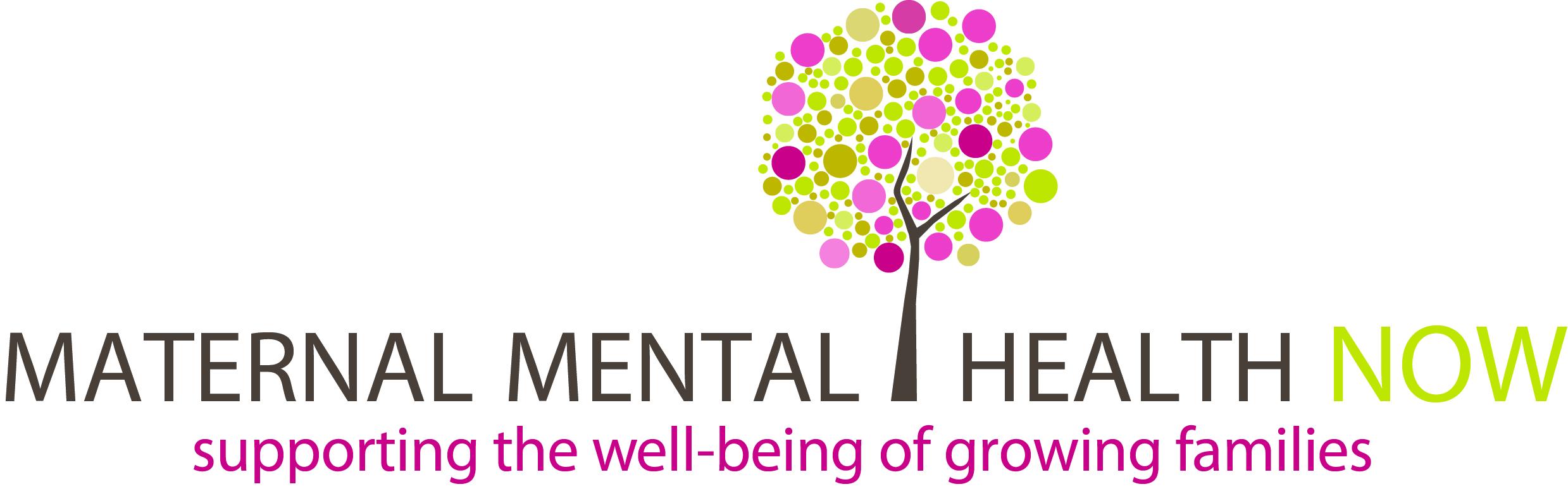 Free downloadable poster- Maternal Mental Health 2021 - PraeclarusPress